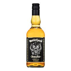 Motörhead Iron Fist American Prime Whiskey 0,7L (40% Vol.)