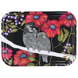 Nadja Wedin Design Nadja Wedin Design Tablett 38 cm Angry Owls