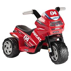 Motor-Dreirad Ducati Mini Evo rot-kombi