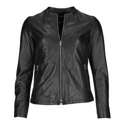 Oakwood Prestige schwarz, Gr. S, Leder - Damen Lederjacke