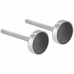 Spezialmagnete - passend für KAMO Wasserzähler-Messstation WM-KH - stufenlos verstellbar - VPE = 2 Stück