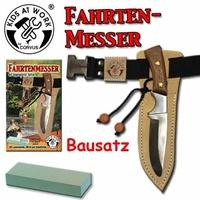 Corvus A600051 - Kids at work: Fahrtenmesser Bausatz
