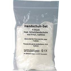 SÖHNGEN Handschuh-Set - medizinische Schutzhandschuhe Medizin Handschuhe 4 Stück