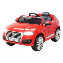 miweba Sport-Kinderwagen Audi Q7 2016 SUV - Elektroauto - rot