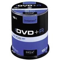 Intenso DVD+R 4,7GB 16x 100er Spindel