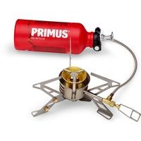 PRIMUS Camping-Kocher OmniFuel II Kocher, mit Brennstoffflasche und grau,