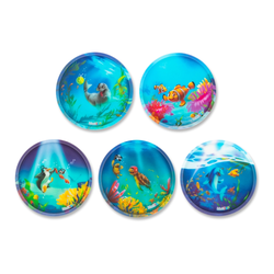 Ergobag Klettie-Set 5-teilig Unterwasserfreunde