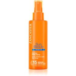 Lancaster Sun Beauty Oil-Free Milky Spray Fettfreie Sonnenschutzmilch im Spray LSF 15 150 ml