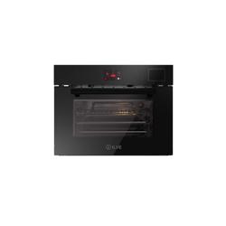 645STCHSW 3-Fach Multi-Dampfbackofen mit integrierter Mikrowelle schwarzglas