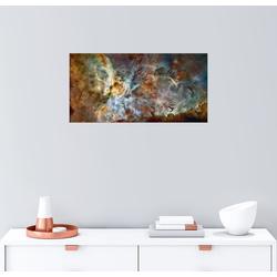 Posterlounge Wandbild, Ursprünglicher Quasar 100 cm x 50 cm