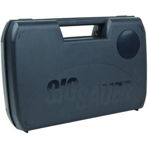 Sig Sauer Waffenkoffer 31 x 20 x 7 cm, schwarz, schlagfester Kunststoff, 400.80.11.1