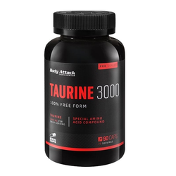 Body Attack Taurine 3000 - 90 Caps