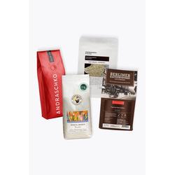 Aus unserer Werbung Espresso Testsieger Probierpaket