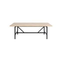 KARE Esstisch Tisch Copenhagen 160x80cm