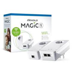 DEVOLO (1200Mbit, Powerline + WLAN, 3x LAN, Mesh) WLAN-Router
