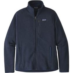 Patagonia - M's Better Sweater Jkt New Navy - Fleece - Größe: S