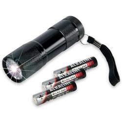 Taschenlampe mit 9 LEDs Action 9