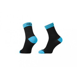 XLC Sportsocken XLC Race Kompressions Socke CS-C03 schwarz blau Gr