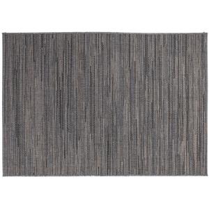 Lalee Teppich Indonesia - Bali Grau 80 x 230 cm