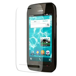 Displayschutzfolie Bildschirmschutzfolien für Handy Nokia 603 / N603