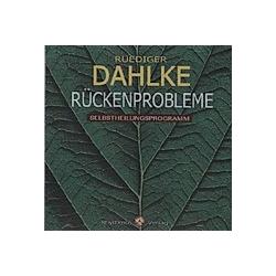 Rückenprobleme  1 Audio-CD - Hörbuch