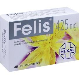 Hexal FELIS 425 mg Hartkapseln 30 St