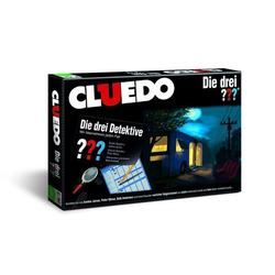 Winning Moves Spiel, Brettspiel Cluedo Die drei ???
