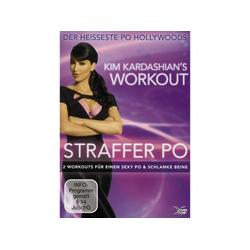 Kim Kardashian ́s Workout-Straffer Po DVD