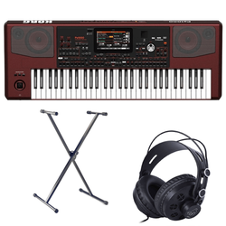Korg Pa1000 Portable Keyboard Set