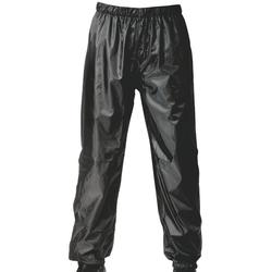 GMS Nick Motorrad Regenhose, schwarz, Größe L
