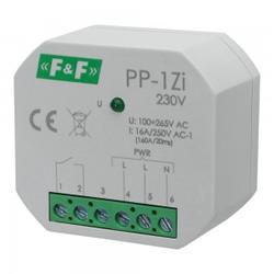 Elektromagnetisches Relais 230V 16A (160A/20ms) F&F 8534