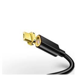mcdodo Magnet Kabel 2,4A Micro-USB Ladekabel Magnetisch Stecker Schnell Datenkabel Sync Android USB-Kabel