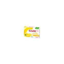 CEVITT immun heiße Zitrone classic Granulat 14 St