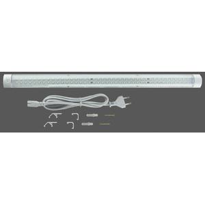 Trango LED Unterbauleuchte Küchenunterbauleuchte TG2490 direkt 230V Länge: 540mm LED Unterbauleuchte)
