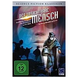 Der unsichtbare Mensch - DVD  Filme
