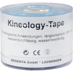 KINEOLOGY Tape 5 cmx5 m blau 1 St.