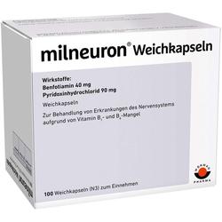 MILNEURON Weichkapseln 100 St.