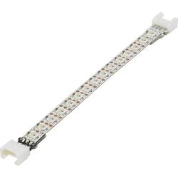 MAKERFACTORY M5Stack NeoPixel Strip MF-6324768 LED-Streifen mit Stecker/Buchse 3.5V 130mm RGB Tape c