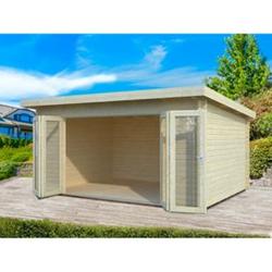 Palmako Lea 14,2 m² Gartenhaus
