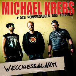 Wellnessalarm als Hörbuch CD von Michael Krebs/ Die Pommesgabeln des Teufels/ Pommesgabeln des Teufels