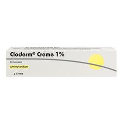 CLODERM Creme 1% 20 g
