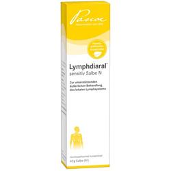 LYMPHDIARAL SENSITIV Salbe N 40 g