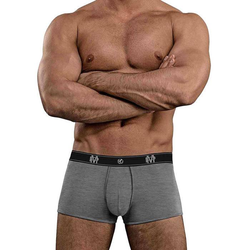Male Power graue Boxershorts aus Bambus