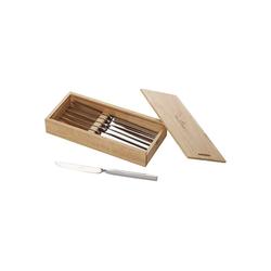 Villeroy & Boch Steakmesser Steakmesser Set 6 tlg. New Wave (6 Stück)