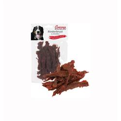 Corwex Snacks für Hunde Rinderbrust in Streifen 14x 70 g