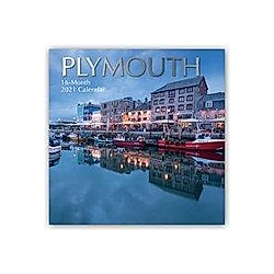 Plymouth 2021, 16-month calendar
