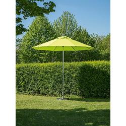 Sonnenschirm Milano grün, 268 cm