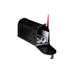 relaxdays Briefkasten US Briefkasten vintage black