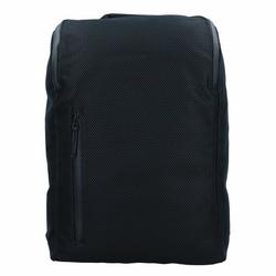 Jost Mesh Rucksack 41 cm Laptopfach schwarz