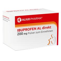 IBUPROFEN AL direkt 400 mg Pulver zum Einnehmen 20 St